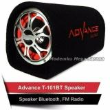 Jual Advance T101Bt Speaker Bluetooth Karaoke Bluetoot Wireless Wireles Portable Mp3 Usb Multimedia Tf Card Micro Sd Radio Baru