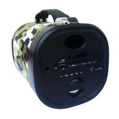 Promo Toko Advance Tentara Tp 700Bt Speaker Bluetooth Portable Hijau