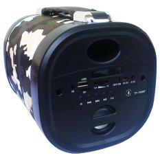 Advance Tentara TP-700BT Speaker Bluetooth Portable  - Hitam/Abu