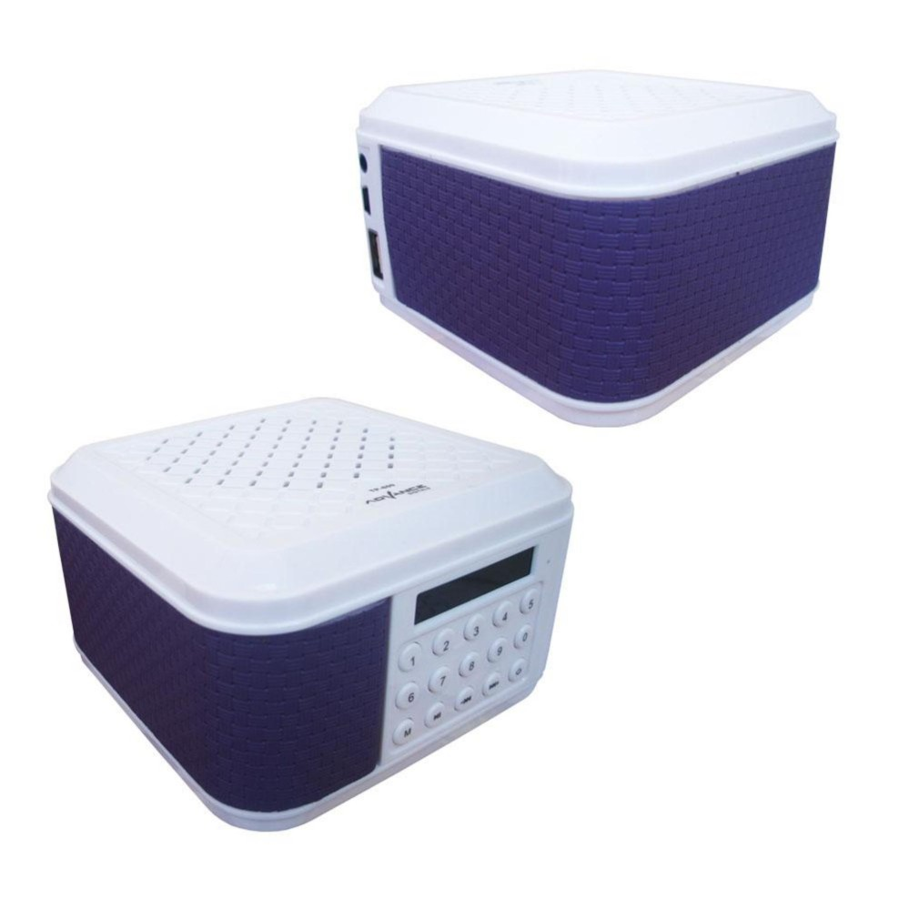 Jual Advance Tp 600 Speaker Portable Advance Murah