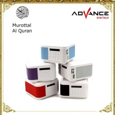 Advance TP-600 Speaker Portable Murottal Al Quran 25 Qori - Random