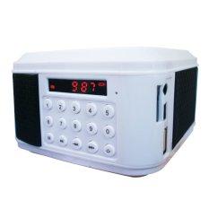 Toko Advance Tp 600 Speaker Portable Xtra Power Sound Hitam Lengkap Di Yogyakarta
