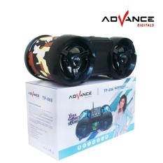 Review Terbaik Advance Tp 666 Speaker Portable