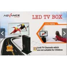Advance TV Tuner ATV-798FM LCD LED CRT - Hitam