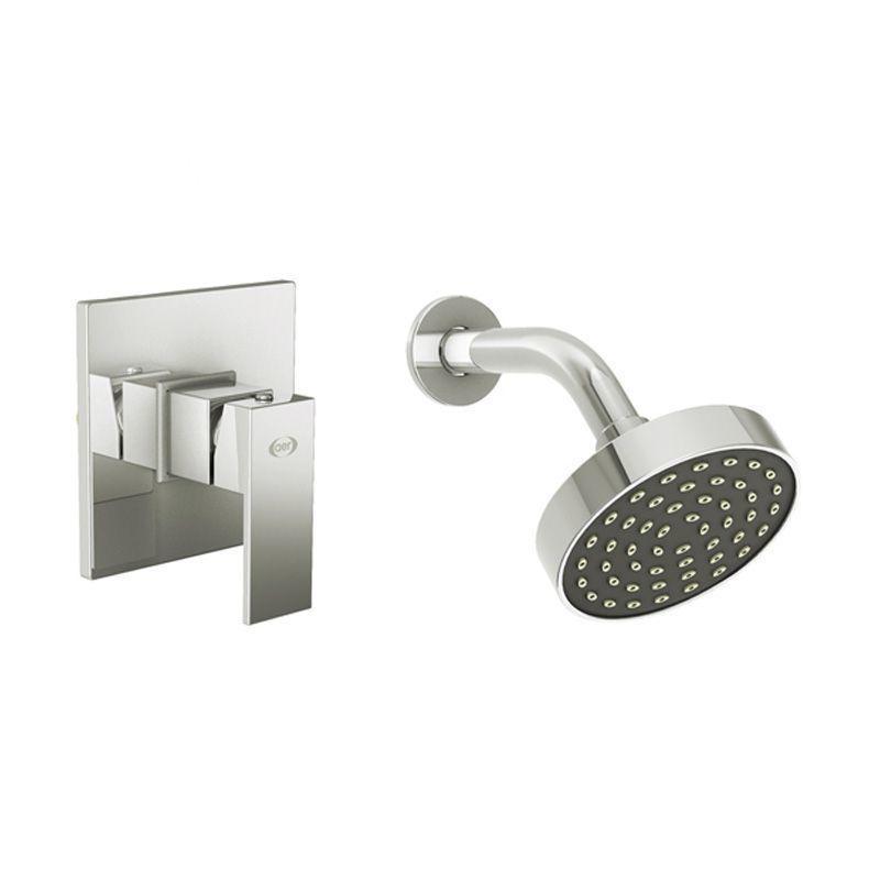 Harga Aer Bundling Kran Tanam Shower Panas Dingin Ssv 01 Wall Shower Ws 12 Fr