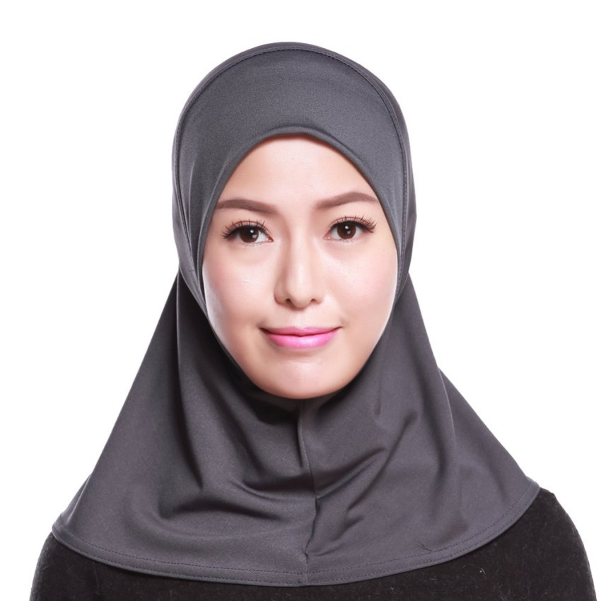 Cocotina Muslim Long Hijab Rivet Scarf Shawl Wrap . Source · Agapeon Muslim Mini Jilbab Tudung