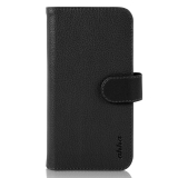 Beli Ahha Leather Flip Case Iphone 6 Stealth Blackt Mckay Ahha