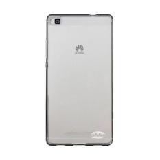 Ahha Moya Gummishell Case for Huawei P8 Lte - clear black