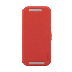 Ahha Reily Flipcover Casing for Htc One M8 - Red