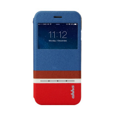 Katalog Ahha Rolland View Flip Cover Casing For Iphone 6 Cobalt Blue Ahha Terbaru