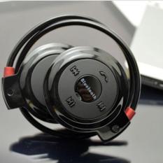 Ai Home Mini nirkabel Bluetooth Headset Headphone Sport Stereo Earphone (hitam)