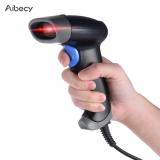 Beli Aibecy 2D Qr 1D Usb Barcode Scanner Ccd Lampu Merah Pdf417 Layar Pemindaian Bar Code Reader Dukungan Beberapa Bahasa Untuk Wechat Alipay Pembayaran Mobile Online