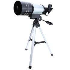 Aicrane Baru Upgrade F30070 Bermata Profesional Ruang Teleskop Astronomi dengan Tripod