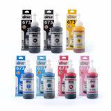Harga Aiflo 673 Paket Kombinasi 7 Botol Untuk Printer Epson L800 L1800 Online Indonesia