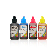 AIFLO Paket Murah Tinta Printer for Brother 100ml - 4 Warna