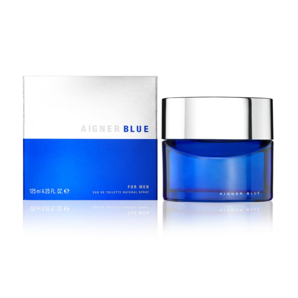 Harga Hemat Aigner Blue Men Edt 125Ml