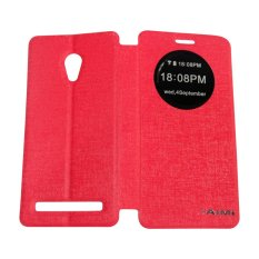 Aimi Flipcover + AutoLock Function For Zenfone 5 2014 A500CG Flipshell / Leather Case / Sarung