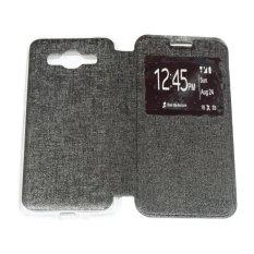 AIMI Flipcover For Samsung Galaxy J2 Prime Flipshell / Flipcover / Sarung Case - Hitam