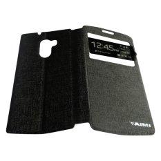 Aimi Lenovo A7010 / K4 Note Flipshell / Flipcover / Sarung Case - Hitam