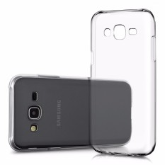 Aimi Ultrathin Case Samsung Galaxy J1 Mini Prime / Samsung Galaxy V2 Luxury Softcase Anti Jamur Air Case 0.3mm / Silicone Samsung Galaxy J1 Mini Prime / Samsung Galaxy V2 / Soft Case / Silikon / Case Hp / Jelly Case / Softshell - Putih Transparant