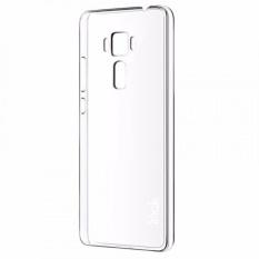 AIMI Ultrathin Jelly Case Asus Zenfone 3 laser ZC551KL Clear Soft Case Anti Jamur Air Case 0.3mm / Silicone / Softshell Silikon Case Hp / Casing Zenfone  -  Transparant