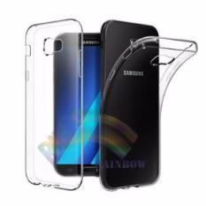 AIMI Ultrathin Untuk Samsung Galaxy A5 2017 A520 Jelly Sillicone Case Anti jamur Air Case /