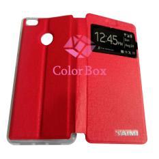 Aimi Xiaomi MI 4S / Xiaomi MI4S Flip Cover / Flipshell Aimi Xiaomi MI 4S / Leather Case / Sarung HP Xiaomi - Merah