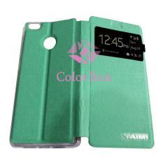 Aimi Xiaomi Mi 4s / Xiaomi MI4S FlipCover Xiaomi MI 4S / Flipshell / Leather Case / Sarung HP Xiaomi - Hijau Tosca