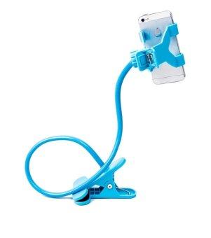 ... Promo Aimons Universal Flexible 360 Stand Lazy Holder Lazy Pod Jepit Narsis Jepsis Putih