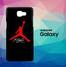 Air Jordan Flight X6020 Casing Custom Hardcase Samsung Galaxy J7 Prime Case Cover