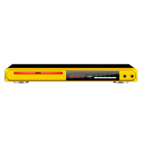 Jual Airlux Dvd Player Ar 518 Yellow Branded