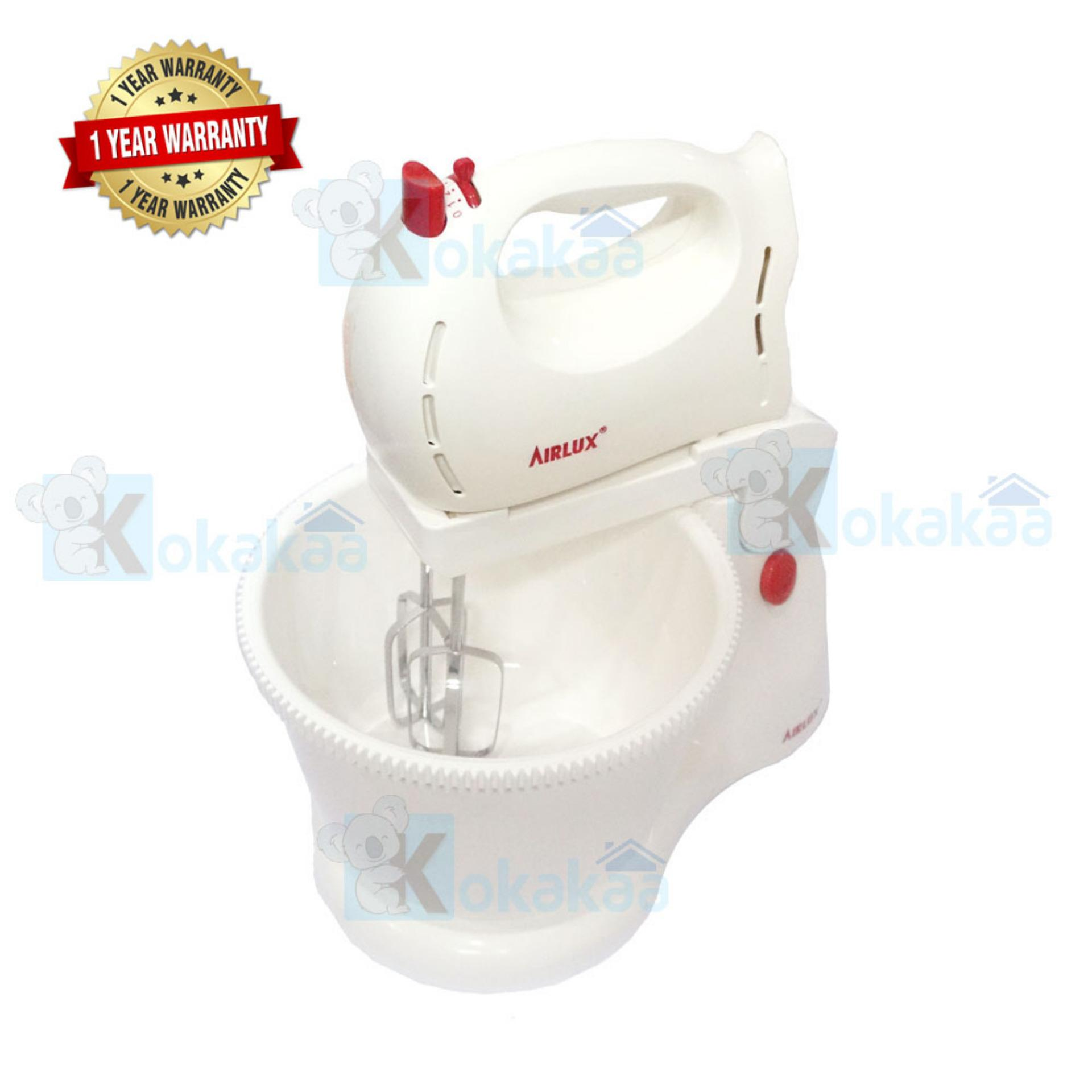 Harga Airlux Stand Mixer With Bowl Putih H062 Putih Origin