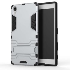 Airress TPU/PC 2in1 Armor Rugged Kelas Militer Phone Case Cover untuk SONY Xperia Z5 Premium/Sony Xperia Z5 Premium Dual-Intl