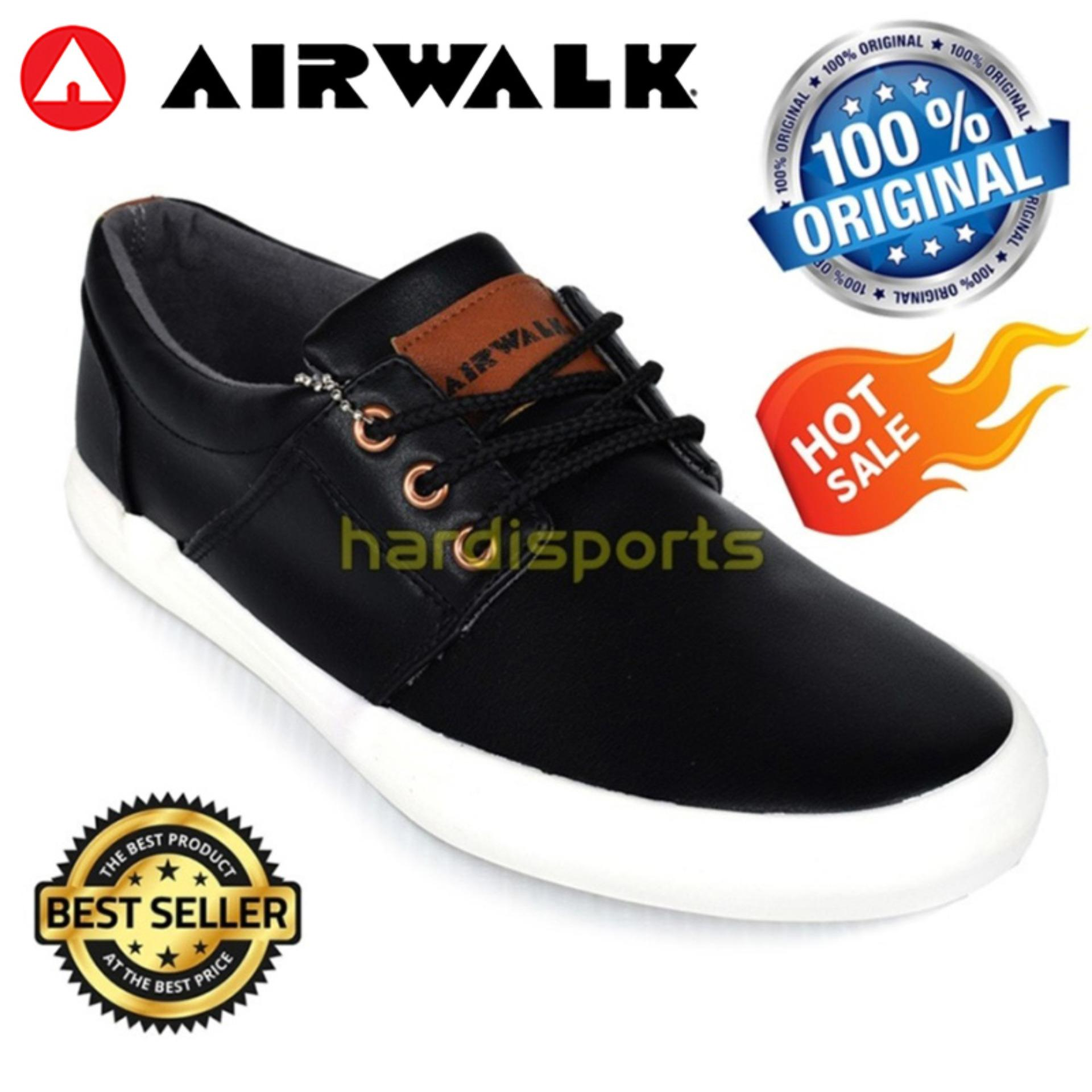 Beli Airwalk Hans Aiw16Pvm2010 Black Airwalk Murah