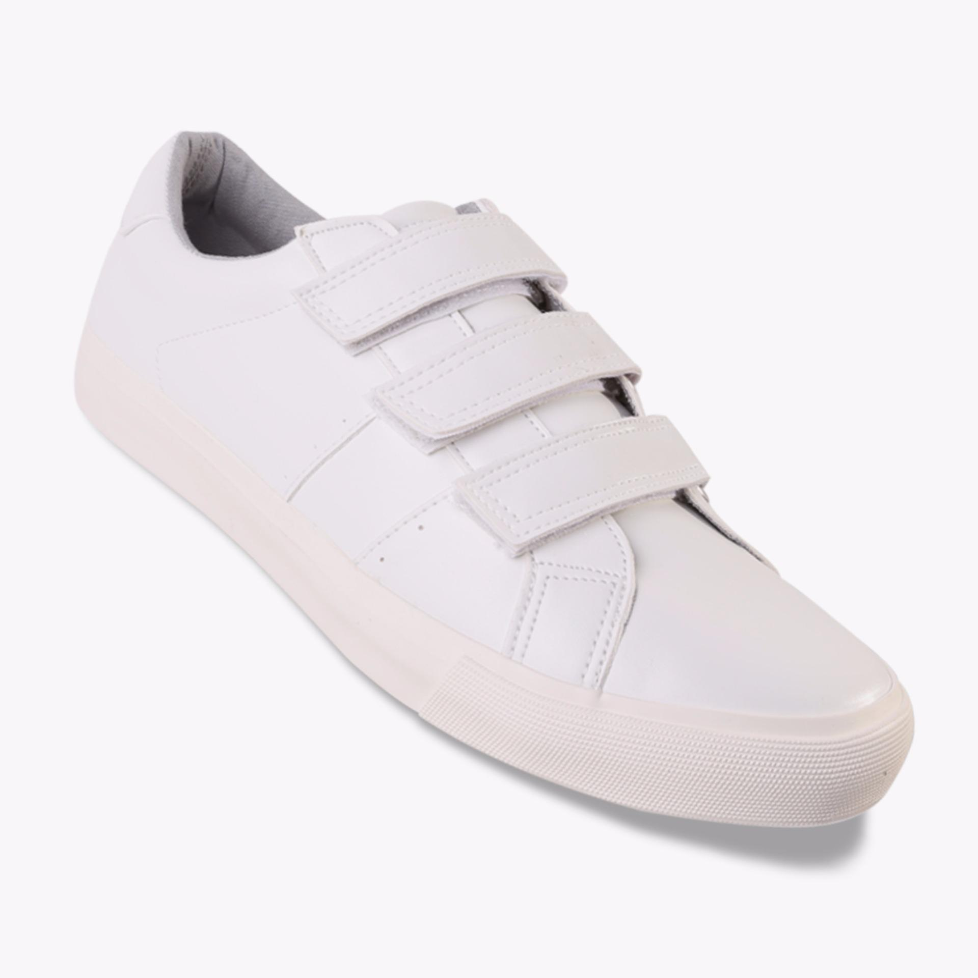Spesifikasi Airwalk Julian Unisex Sneakers Shoes Putih Paling Bagus