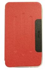 AIUEO Leather Case for Asus Fonepad 8 FE380CG - Merah