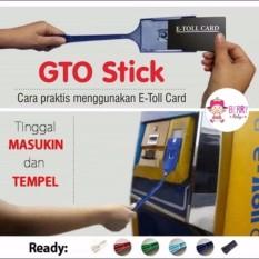 Aiueo Tongtoll Tongkat Kartu E Toll E Money E Tol Card Random Colour