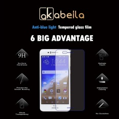 AKABEILA 2PCS Tempered Glass For HTC Desire 728 728G Dual Sim D728T D728W 5.5 Inch Covers Screen Protector Ultra Thin Delicate Touch Film 2.5D 9H - intl
