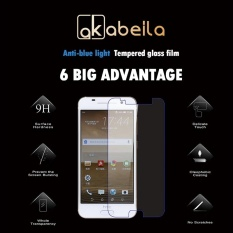 AKABEILA 2PCS Tempered Glass For HTC ONE A9 5.0 Inch 4G LTE Cellphones Covers Screen Protector Ultra Thin Delicate Touch Film 2.5D 9H - intl