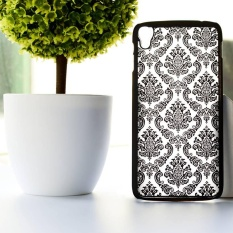 AKABEILA Hollow Flower Phone Cases For Alcatel OneTouch Idol 3 5.5 inch 6045 OT-6045 OT6045 6045Y 6045K Hard Plastic Phone Back Covers Case Bag Housing Protector Shell Hood - intl