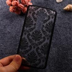 AKABEILA Hollow Bunga Telepon Kasus untuk LG LEON 4.5 Inch Tribute 2 4G LTE C40 Hard Plastik Phone Back Covers Case Tas Perumahan untuk H340N Y50 H320 C50 H324 H340 LS665-Intl