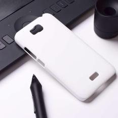 Akabeila Minyak Berlapis Karet Kasus Telepon untuk Huawei Honor Bee Y541 Y5C Y541-U02 4.5 Inch Meliputi Phone Back Plastik Telepon Matte Case Bag Perumahan Protector Shell Hood-Intl