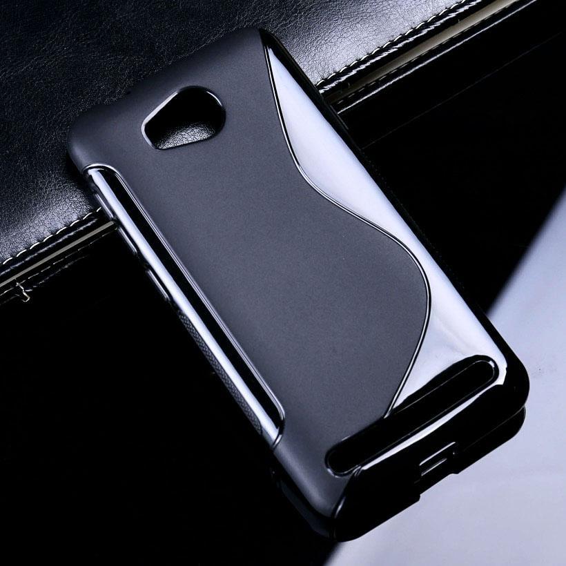AKABEILA Sline Lembut Silicone Ponsel Case untuk Huawei Y3 II LUA-L02 Y3 2 LUA-L03 Y3II LUA-L21 Y3