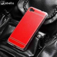AKABEILA Lembut TPU Ponsel Cover Kasus untuk Alcatel A5 LED OT5085 5085Y 5085D 5.2 Inch Meliputi Litchi Phone Silicone Hood Perumahan Belakang-Intl