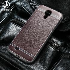 Akabeila Ponsel TPU Lembut Penutup PENUTUP UNTUK Samsung I9500 Galaxy S4 Siv I9505 GT-I9500 S4 CDMA SCH-I545 5.0 Inch Covers Lengkeng Telepon Silikon internasional