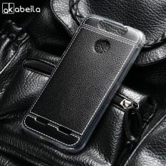 AKABEILA Lembut TPU Ponsel Cover Kasus untuk ZTE Blade V8 Lite 5.0 Inch Meliputi Litchi Phone Silicone Hood Housing Back -Intl