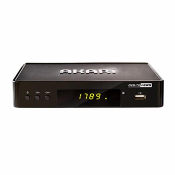 Akari ADS-168 Set Top Box DVB-T2