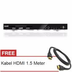 Harga Akari Dv 802Rd Dvd Player Hdmi Slim Dual Karaoke Free Kabel Hdmi Akari Baru