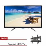 Spek Akari Hd Ready Digital Led Tv 32 Le 3289T2 Free Bracket Tv Hitam Khusus Jabodetabek
