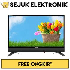 Akari LE-24K88 TV LED Kirana Series Simple Stylish - 24 Inch (KHUSUS JAKARTA)
